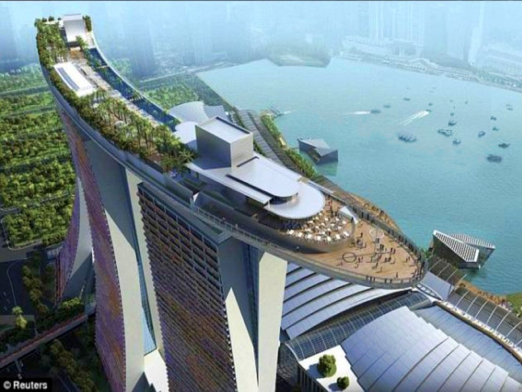 Collection of few architectural marvels from all around for Sailboat hotel dubai