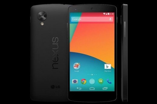 Google Nexus 5 one