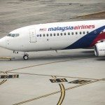 Malaysian Airlines And Views Of Kuala Lumpur Airport As Search Continues Almost One Week Into Disappearance Of Flight 370