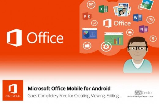 Top 10 android apps to boost your productivity technology vista - Office apps for android free ...