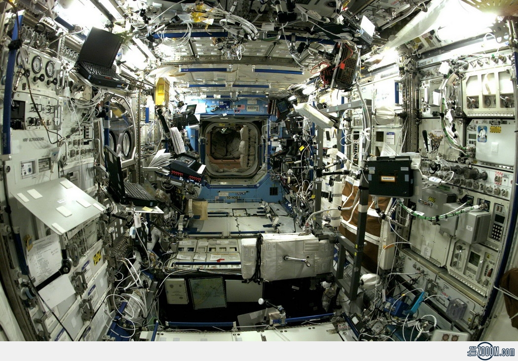 international-space-station-interior
