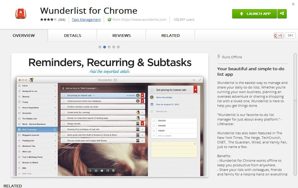 Technology Vista: 10 best Google Chrome Apps recommendations